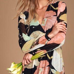 Lulu's Dresses - GORGEOUS LULUS MAXI DRESS